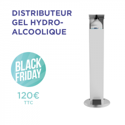 BLACKFRIDAY : Borne de...